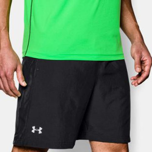 """Under Armour Launch Woven 7"""" Shorts: Under Armour Men's Running Apparel"""