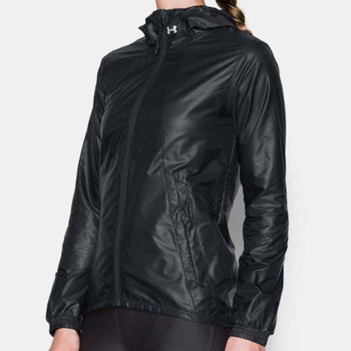 Under Armour Run True Jacket: Under Armour Women's Running Apparel
