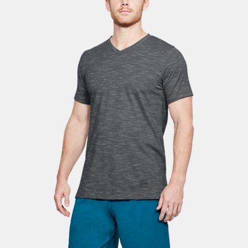 Under Armour Sportstyle Core V-Neck Tee: Under Armour Men's Athletic Apparel