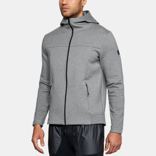 Under Armour Sportstyle Elite Utility Full Zip: Under Armour Men's Athletic Apparel
