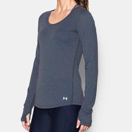 Under Armour Streaker Long Sleeve Top: Under Armour Women's Running Apparel