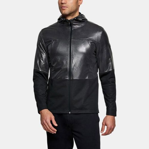 Under Armour Unstoppable Swacket Hoodie: Under Armour Men's Athletic Apparel