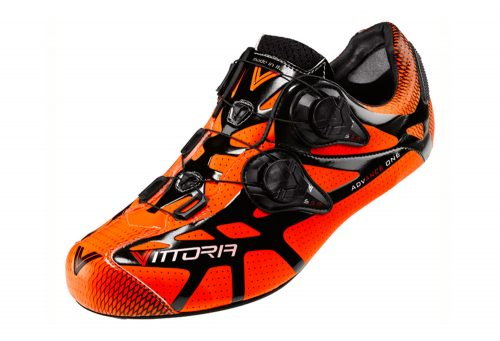 Vittoria IKON Shoes - orange, eu 42