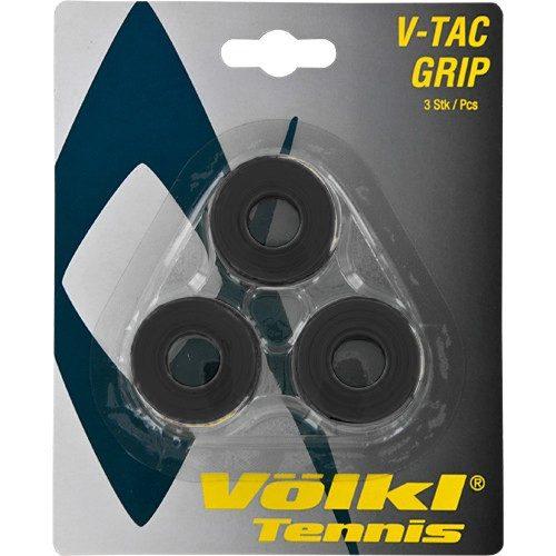 Volkl V-Tac Overgrip 3 Pack: Volkl Tennis Overgrips