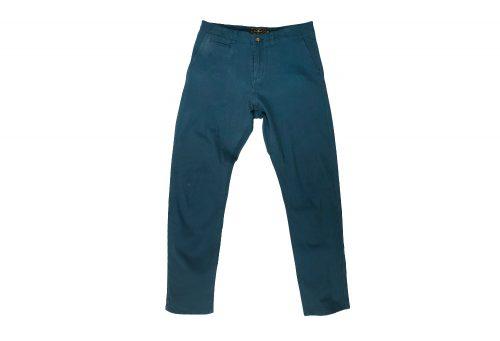 Wilder & Sons Ankeny Commuter Chino II Pant - Men's - agean blue, 32 x 32