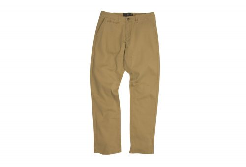 Wilder & Sons Ankeny Commuter Chino II Pant - Men's - khaki, 34 x 34