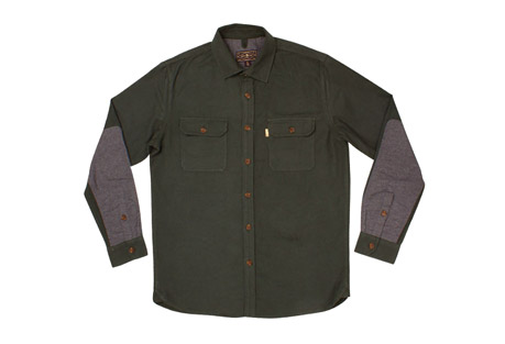 Wilder & Sons Gorge Chamois Shirt - Men's