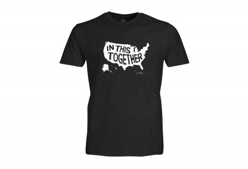 Wilder & Sons In This Together T-Shirt - Men's - charcoal, large