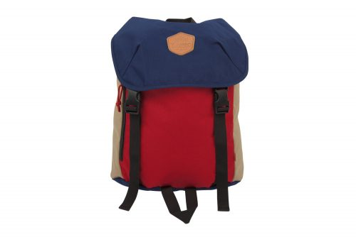 Wilder & Sons Oswald Daypack - red/navy, one size