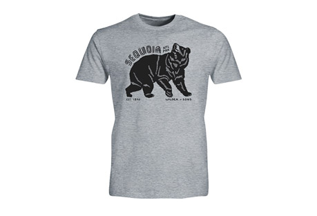 Wilder & Sons Sequoia National Park T-Shirt - Men's