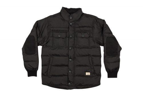 Wilder & Sons Wallowa Down Jacket - Men's - black, large