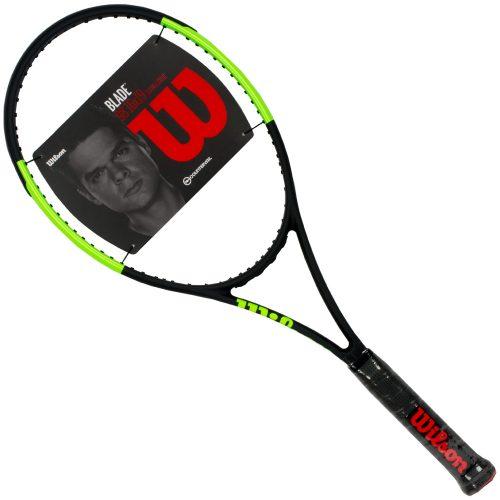 Wilson Blade 98 (16x19) Countervail 2017: Wilson Tennis Racquets