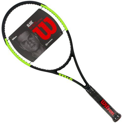 Wilson Blade 98 (18x20) Countervail: Wilson Tennis Racquets