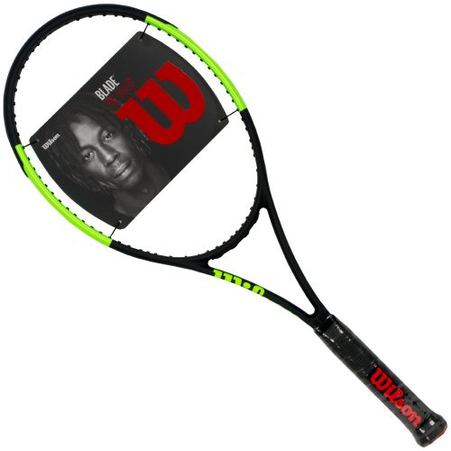 Wilson Blade 98L (16x19): Wilson Tennis Racquets