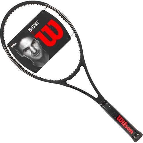 Wilson Pro Staff 97 Black: Wilson Tennis Racquets