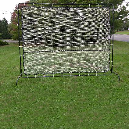 Wilson Rebound Tennis Net 9' x 7': Wilson Tennis Training Aids