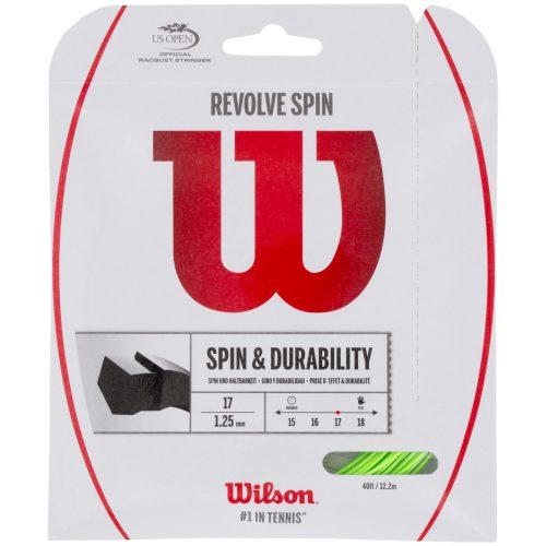 Wilson Revolve Spin 17: Wilson Tennis String Packages