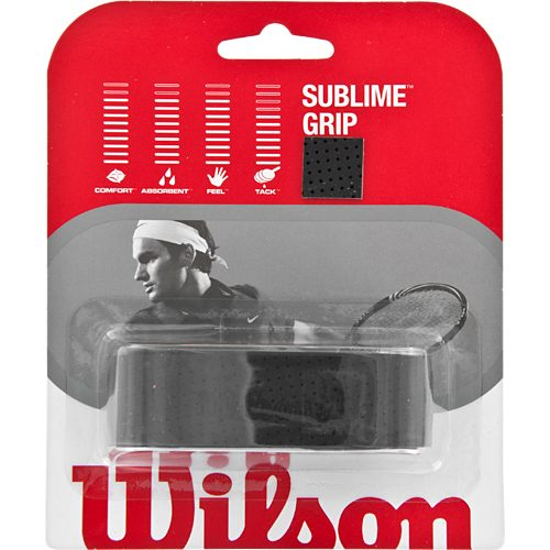 Wilson Sublime Replacement Grip: Wilson Tennis Replacet Grips
