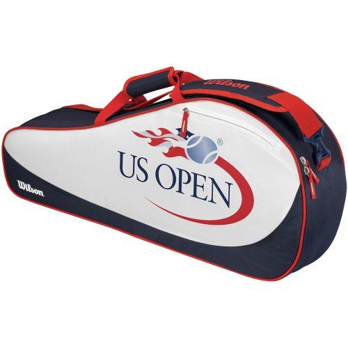 Wilson US Open Triple Bag 2017: Wilson Tennis Bags