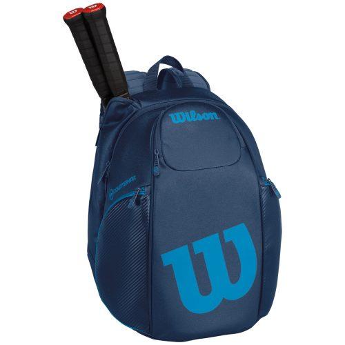 Wilson Ultra Backpack Bag Blue/Black: Wilson Tennis Bags