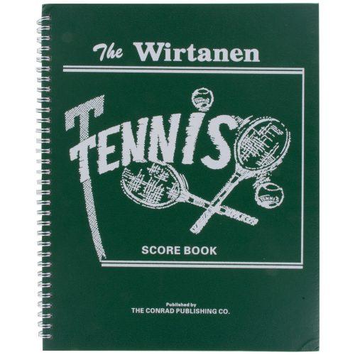 Wirtanen Tennis Scorebook: Edwards Tennis Scorekeepers