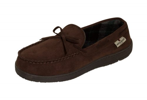 Woolrich Potter County Slippers - Men's - wood, 8