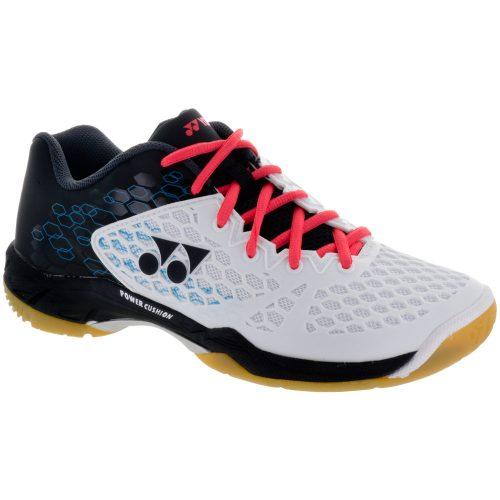 Yonex Power Cushion 03: Yonex Women's Indoor, Squash, Racquetball Shoes White/Black
