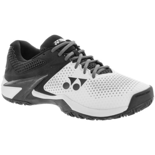 Yonex Power Cushion Eclipsion 2 All Court: Yonex Men's Tennis Shoes White/Black