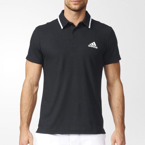 adidas Advantage Polo: adidas Men's Tennis Apparel