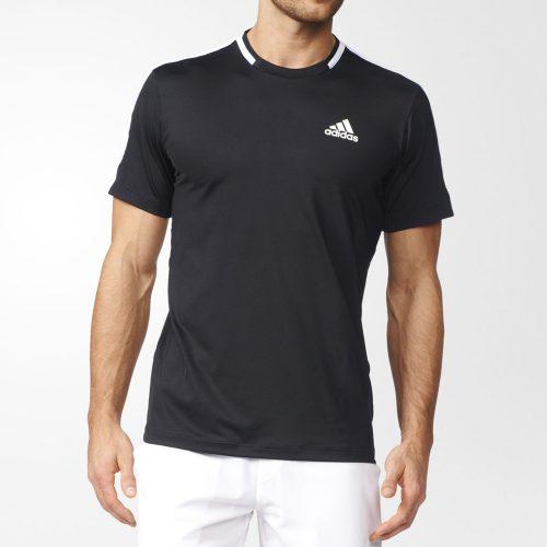 adidas Advantage Tee: adidas Men's Tennis Apparel