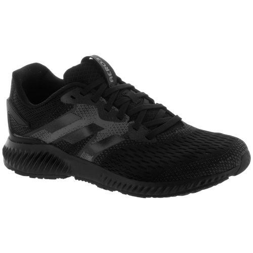 adidas Aerobounce: adidas Men's Running Shoes Black/Core Black/Grey
