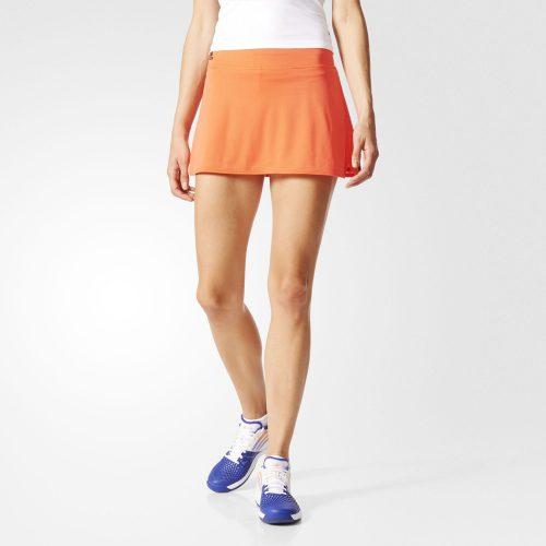 adidas Climachill Skirt: adidas Women's Tennis Apparel Summer 2017