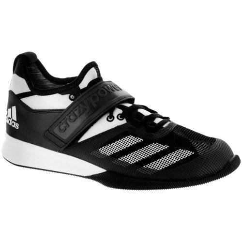 adidas Crazy Power: adidas Men's Training Shoes Core Black/White