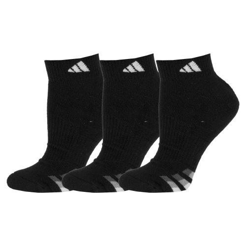 adidas Cushioned Low Cut Socks 3 Pack: adidas Men's Socks