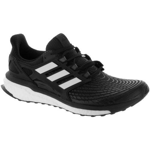 adidas Energy Boost: adidas Men's Running Shoes Core Black/White/White