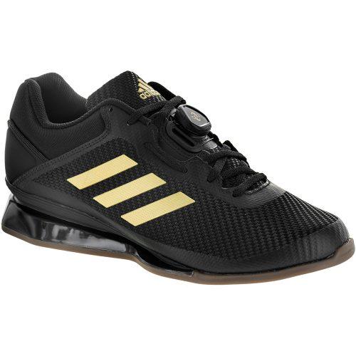 adidas Leistung 16 2.0: adidas Men's Training Shoes Core Black/Matt Gold/Core Black