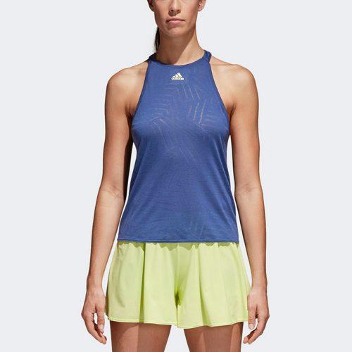 adidas Melbourne Burnout Tank: adidas Women's Tennis Apparel