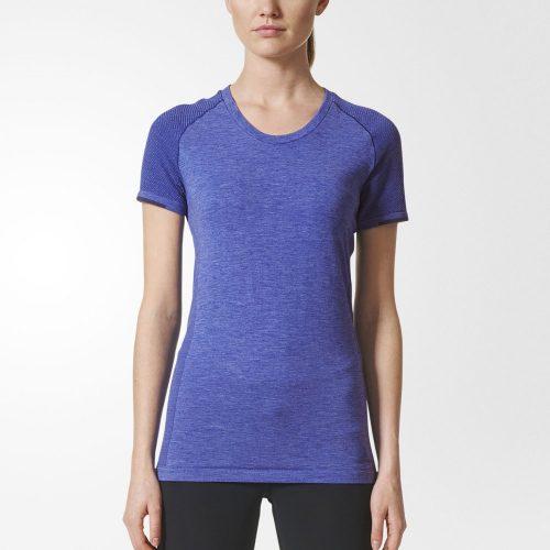 adidas Primeknit Wool Short Sleeve Tee: adidas Women's Running Apparel Fall 2017
