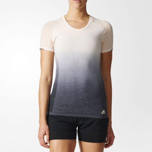 adidas Primeknit Wool Short Sleeve Tee: adidas Women's Running Apparel Spring 2017