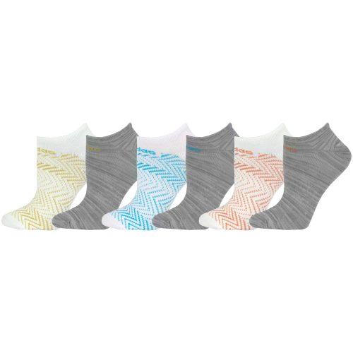 adidas Superlite No Show Socks 6 Pack: adidas Women's Socks