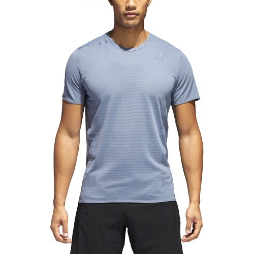 adidas Supernova Short Sleeve Tee: adidas Men's Running Apparel Spring 2018