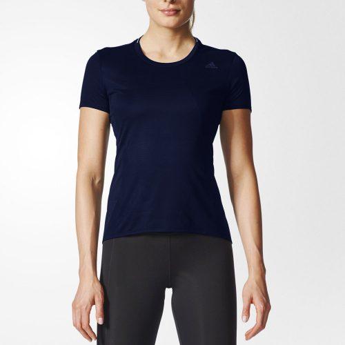adidas Supernova Short Sleeve Tee: adidas Women's Running Apparel Fall 2017