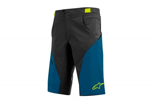 alpinestars Pathfinder Shorts - Men's - black/royal, 38