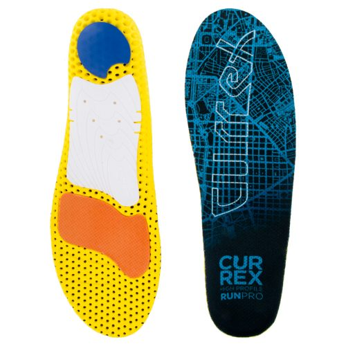 currexPro RUNPRO High Arch Insoles: currexSole Insoles