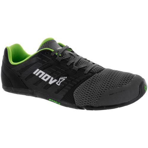 inov-8 Bare-XF 210v2: Inov-8 Men's Training Shoes Grey/Black/Green