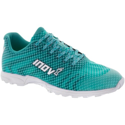 inov-8 F-Lite 195v2: Inov-8 Women's Training Shoes Teal/White