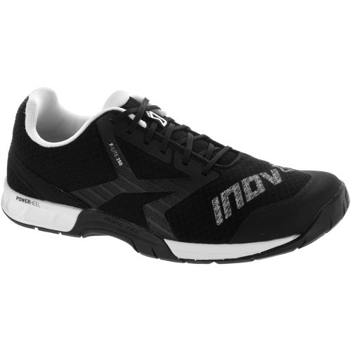 inov-8 F-Lite 250: Inov-8 Women's Training Shoes Black/White