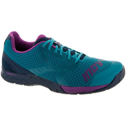 inov-8 F-Lite 250: Inov-8 Women's Training Shoes Teal/Navy/Purple