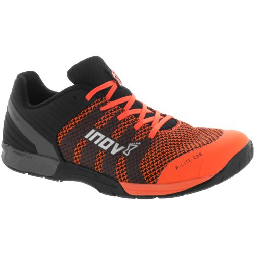 inov-8 F-Lite 260 Knit: Inov-8 Men's Training Shoes Orange/Black