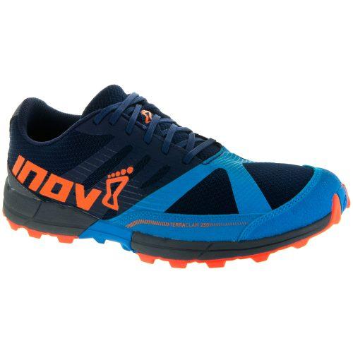 inov-8 Terraclaw 250: Inov-8 Men's Running Shoes Navy/Blue/Orange